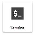 start terminal