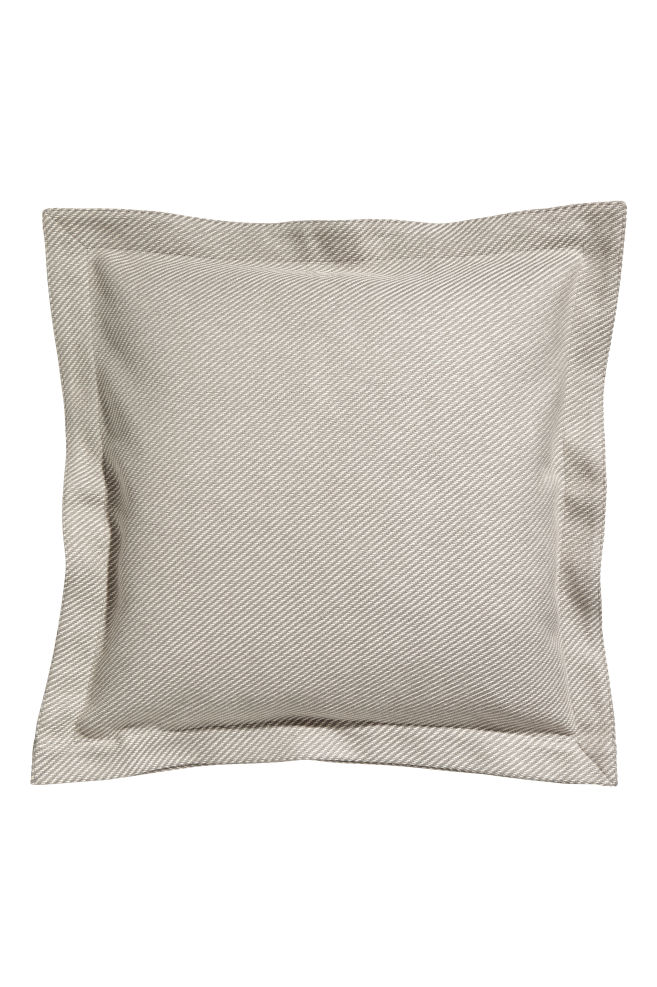 H&M Striped Cushion Cover for only $7,99